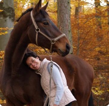 Tanja Tyroller, Pferd